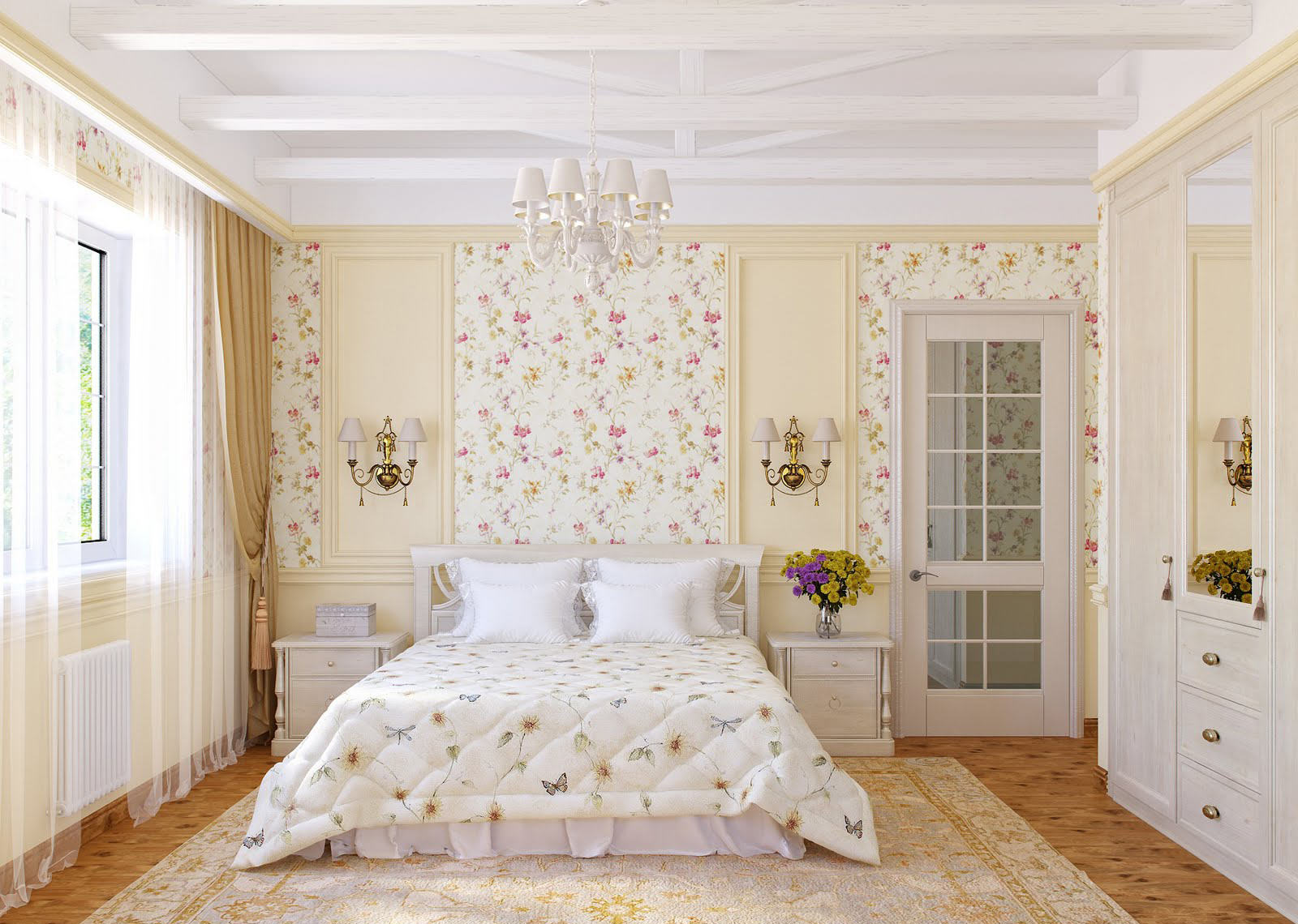 dizajn-interera-spalni-v-stile-provans21