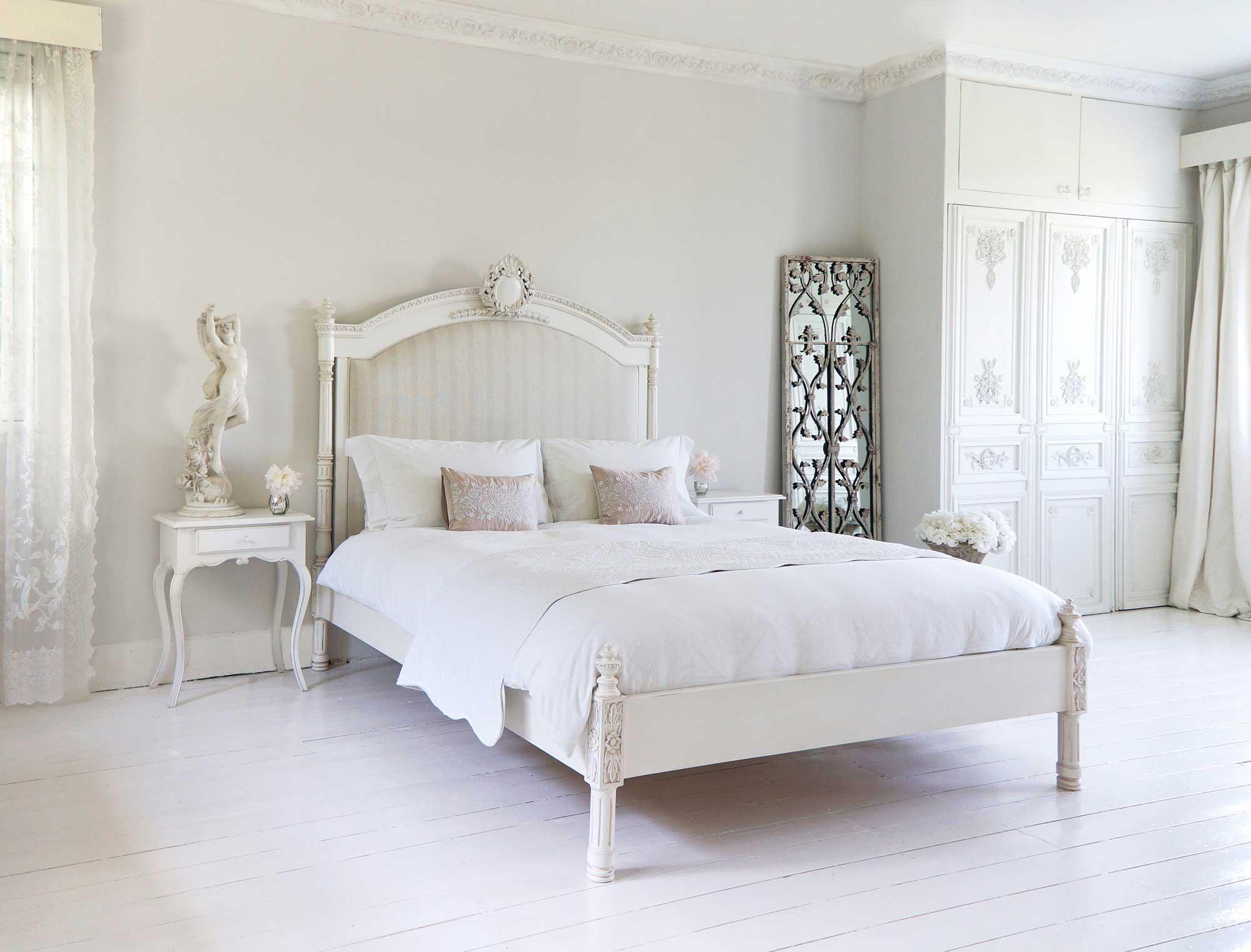 Спальня в стиле прованс - фото (5)