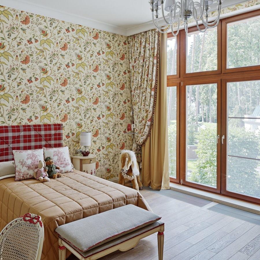 Детская спальня в стиле прованс - фото (13)