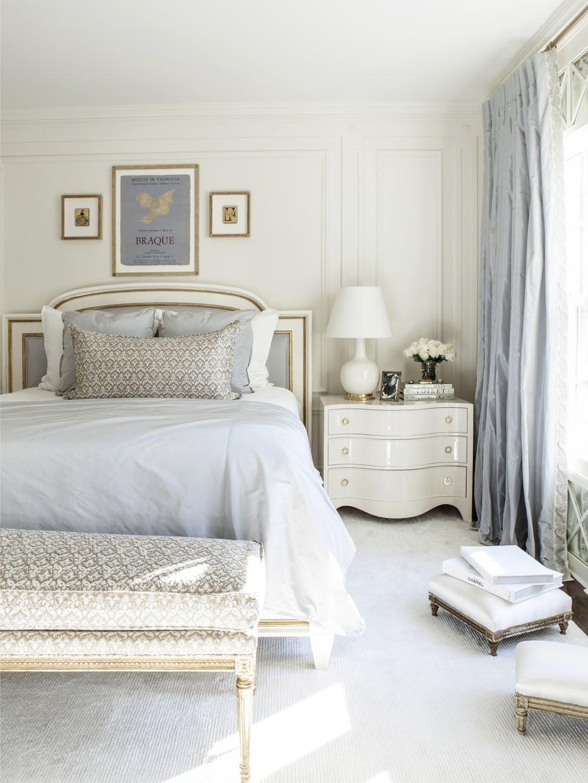 Спальня в стиле прованс - фото (24)