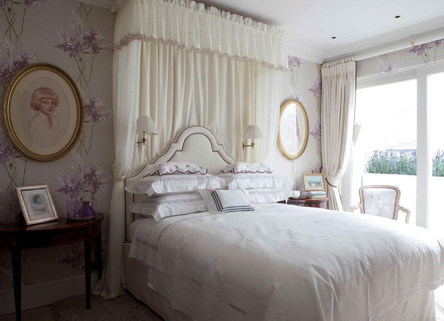 Спальня в стиле прованс - фото (29)