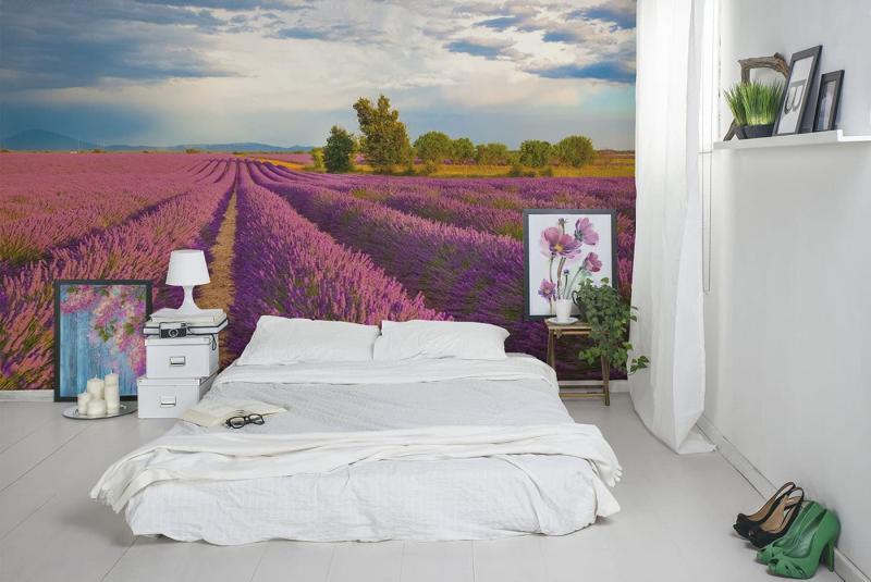Современные идеи для спальни в стиле прованс 1