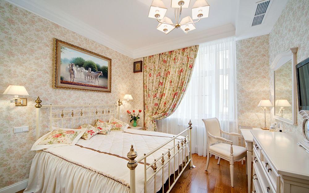 Спальня в стиле прованс - фото (18)