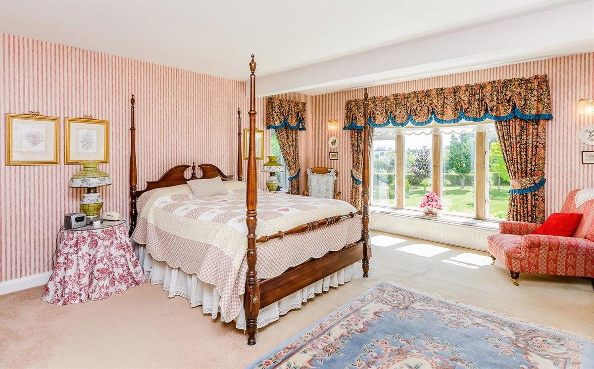 Спальня в стиле прованс - фото (7)