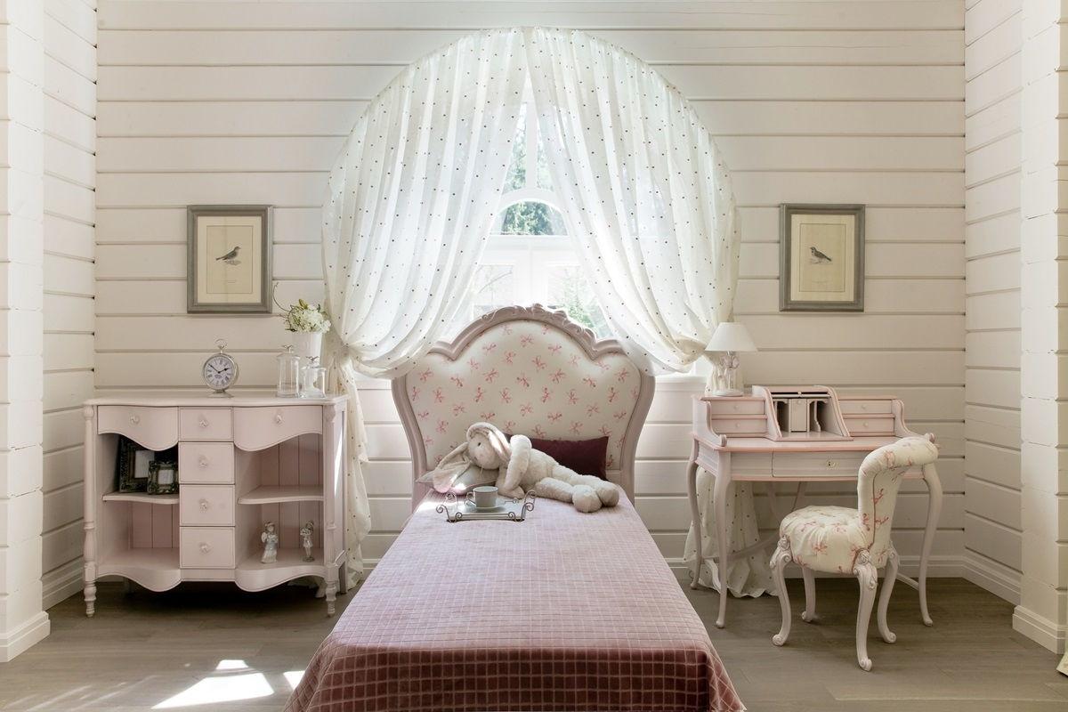 Детская спальня в стиле прованс - фото (7)