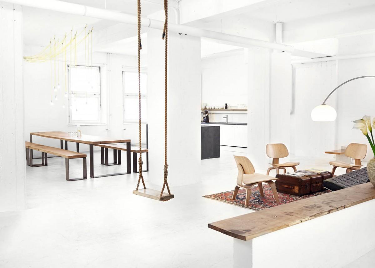 Выбираем мебель для стиля лофт