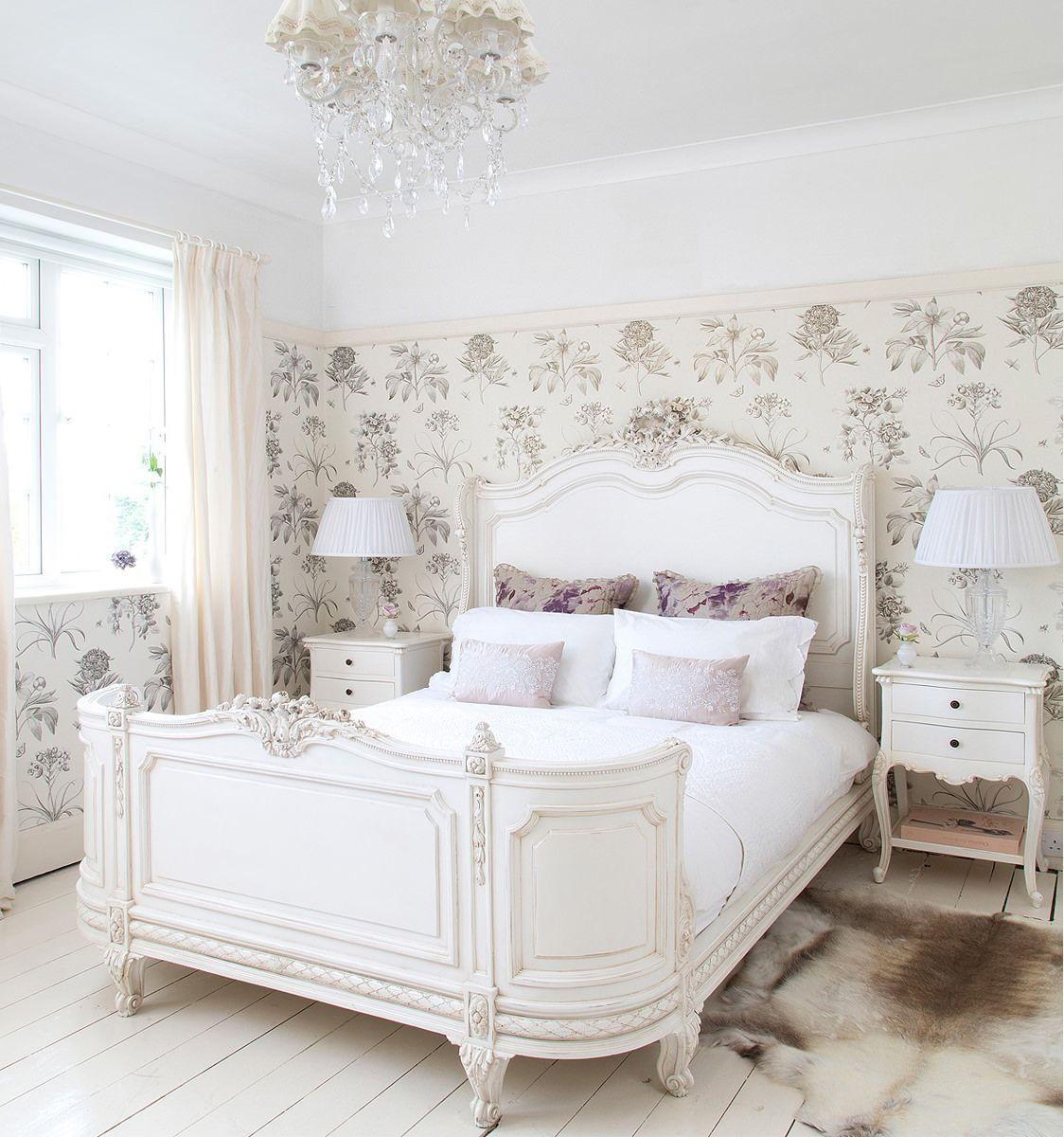 Спальня в стиле прованс - фото (19)