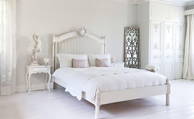 Аксессуары для спальни в стиле прованс 6