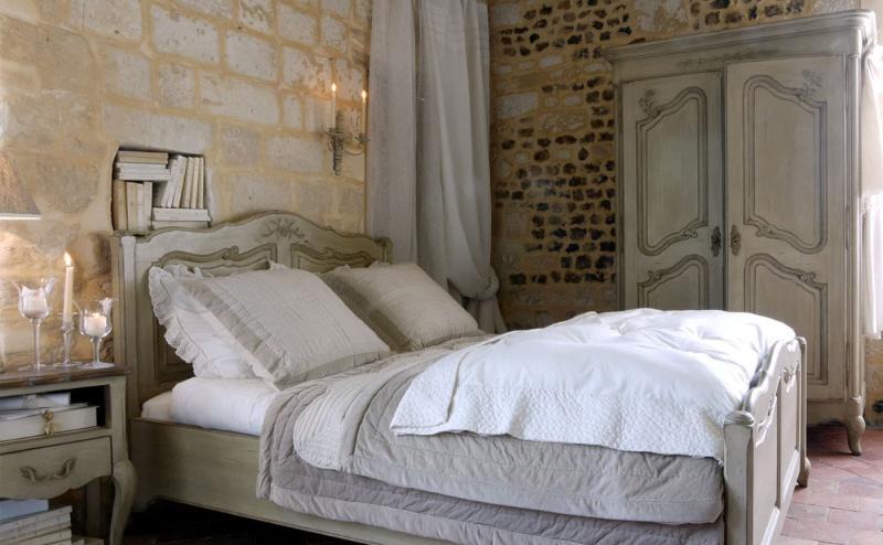 Материалы для спальни в стиле прованс 5