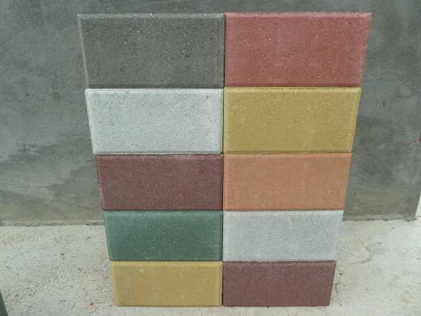 Гиперпрессованная тротуарная плитка