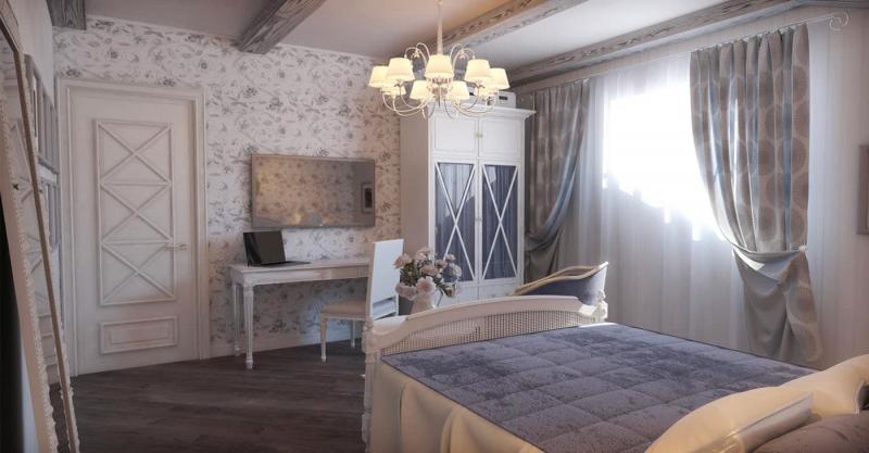 Прованская спальня своими руками 9