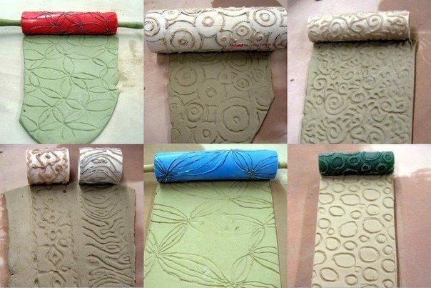 Текстурный валик