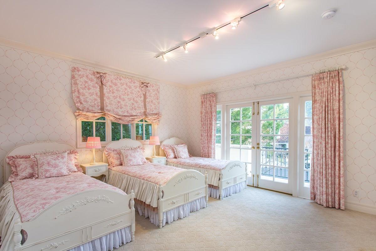 Детская спальня в стиле прованс - фото (11)