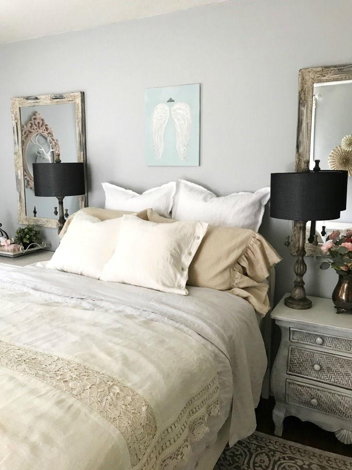 Спальня в стиле прованс - фото (15)