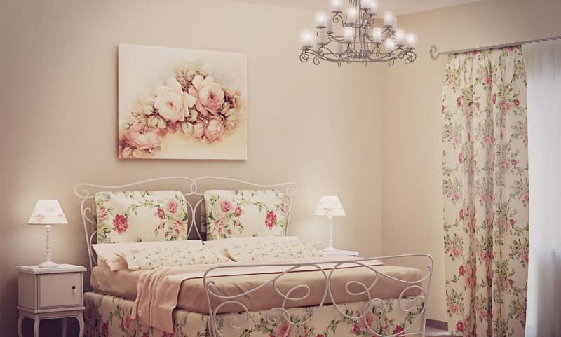 Прованская спальня своими руками 8