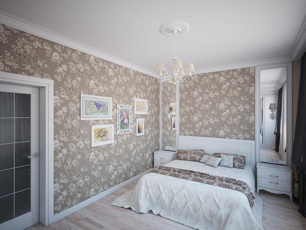 Спальня в стиле прованс - фото (20)