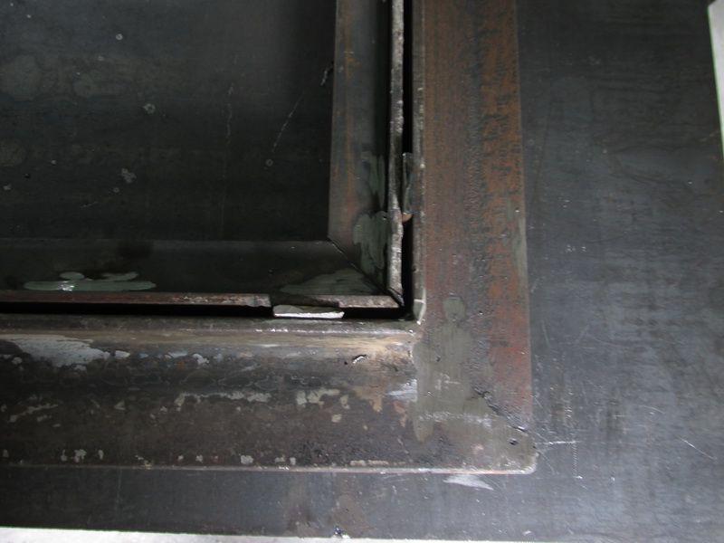 Рамка двери