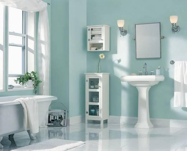 дизайн ванной комнаты в частном доме, фото 13