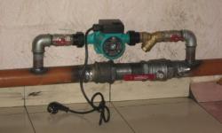 Как заставить воду двигаться? Подключение циркуляционного насоса к системе отопления