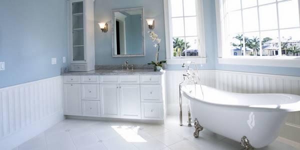 фото ванный комнат в чатном доме, фото 26