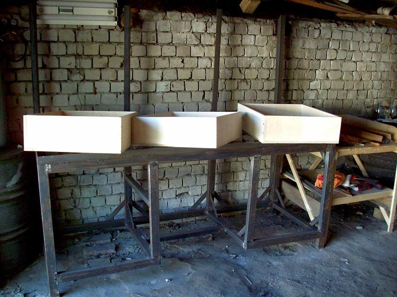 Изготовление-ящиков-верстака