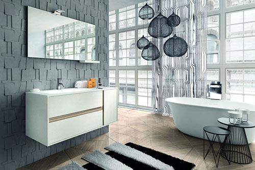Освещение в ванной в частном доме
