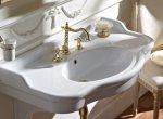 Фаянс и фарфор – универсальный вариант для ванной