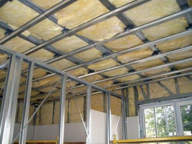 Пошаговая инструкция по утеплению потолка со стороны чердачного помещения