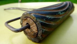 деревянный валик