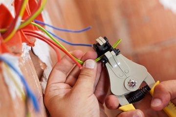 Ремонт разрыва кабеля