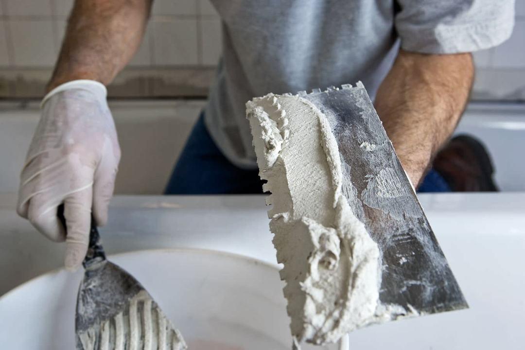Клей на цементном растворе