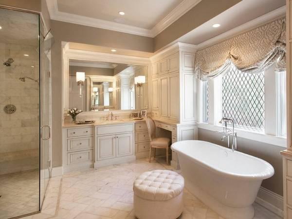 ванная в частном доме фото, фото 1