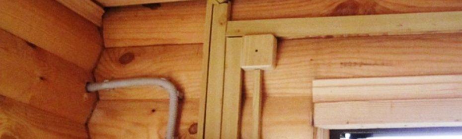 Проводка в деревянном доме – самостоятельное обустройство системы электроснабжения