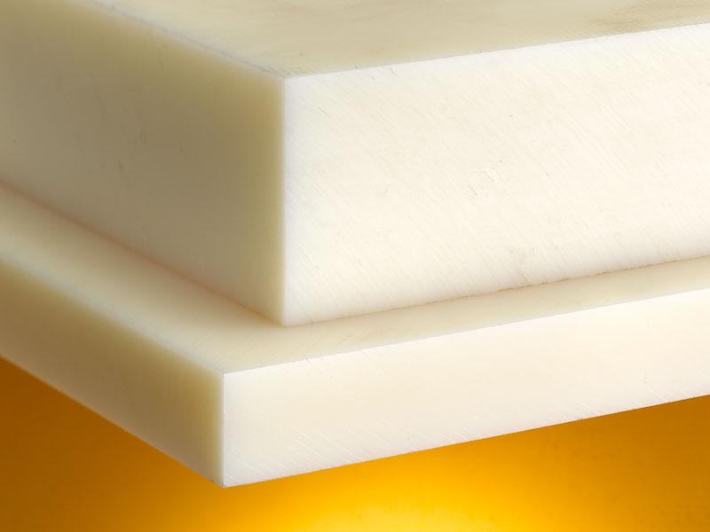 Полипропилен молочно-белого цвета
