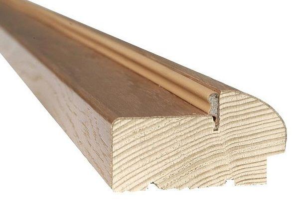 Ламинированная деревянная коробка