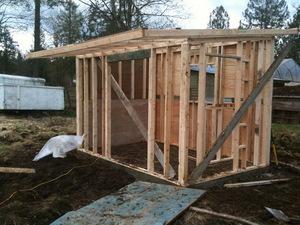 Строительство свинарника своими руками