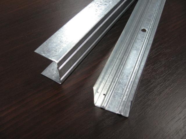 Группы металлических профилей