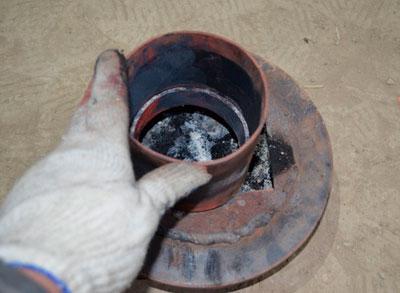 Пошагово изготовляем печь