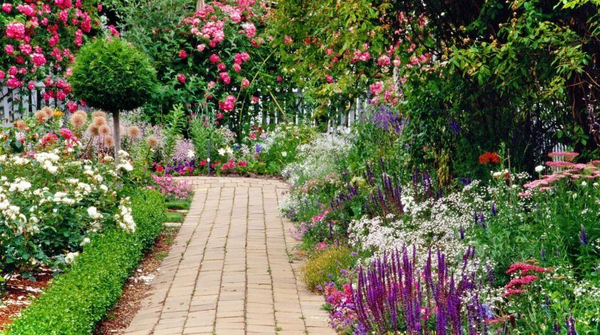 wonderful-cottage-garden-design-plans-with-garden-design-and-landscaping