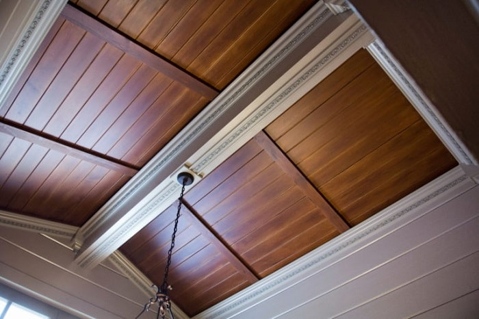 Шпонированные деревянные панели