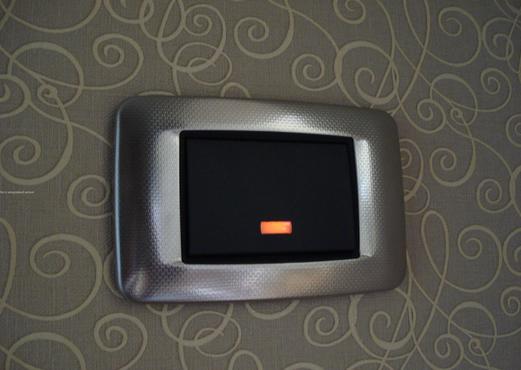 Выключатель с функцией подсветки