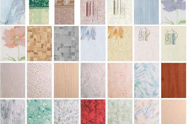 Пластиковые панели выбор рассцветок