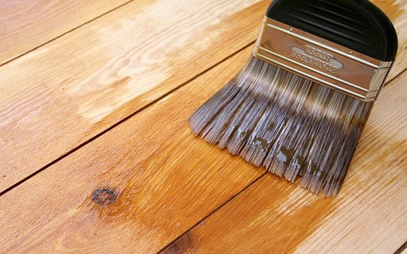 различные способы обработки древесины