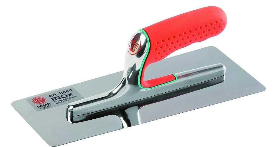 Это инструмент для нанесения венецианской штукатурки - специальная кельма