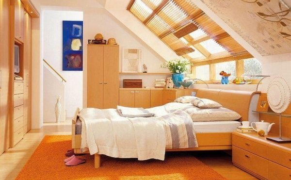 Спальня, детская, рабочий кабинет – варианты обустройства