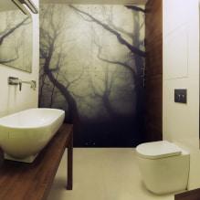 Фотообои расширяющие пространство: правила и идеи дизайна, 70+ фото в интерьере-7