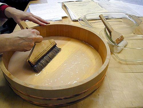Рецепт клейстера по традиционному рецепту из муки