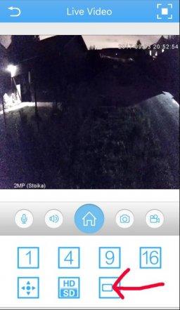 Просмотр камер с телефона - как смотреть удаленно архив записи