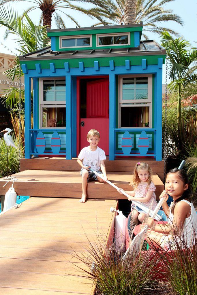 Детский домик для игр своими руками: 35 оригинальных фото-идей