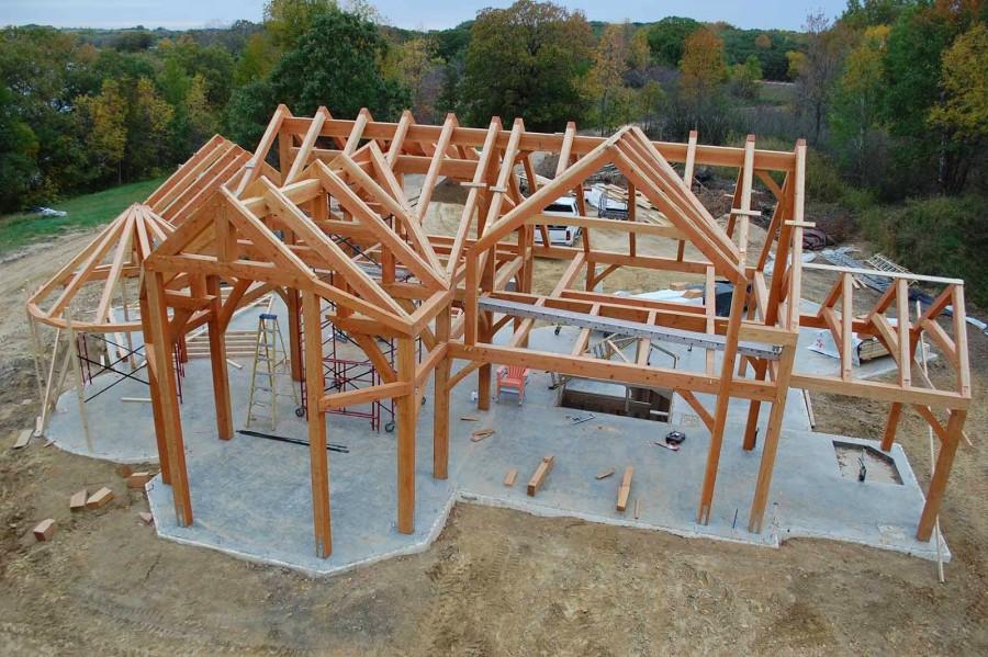 Дачный домик своими руками — простая пошаговая инструкция стильных летних домиков (75 фото)